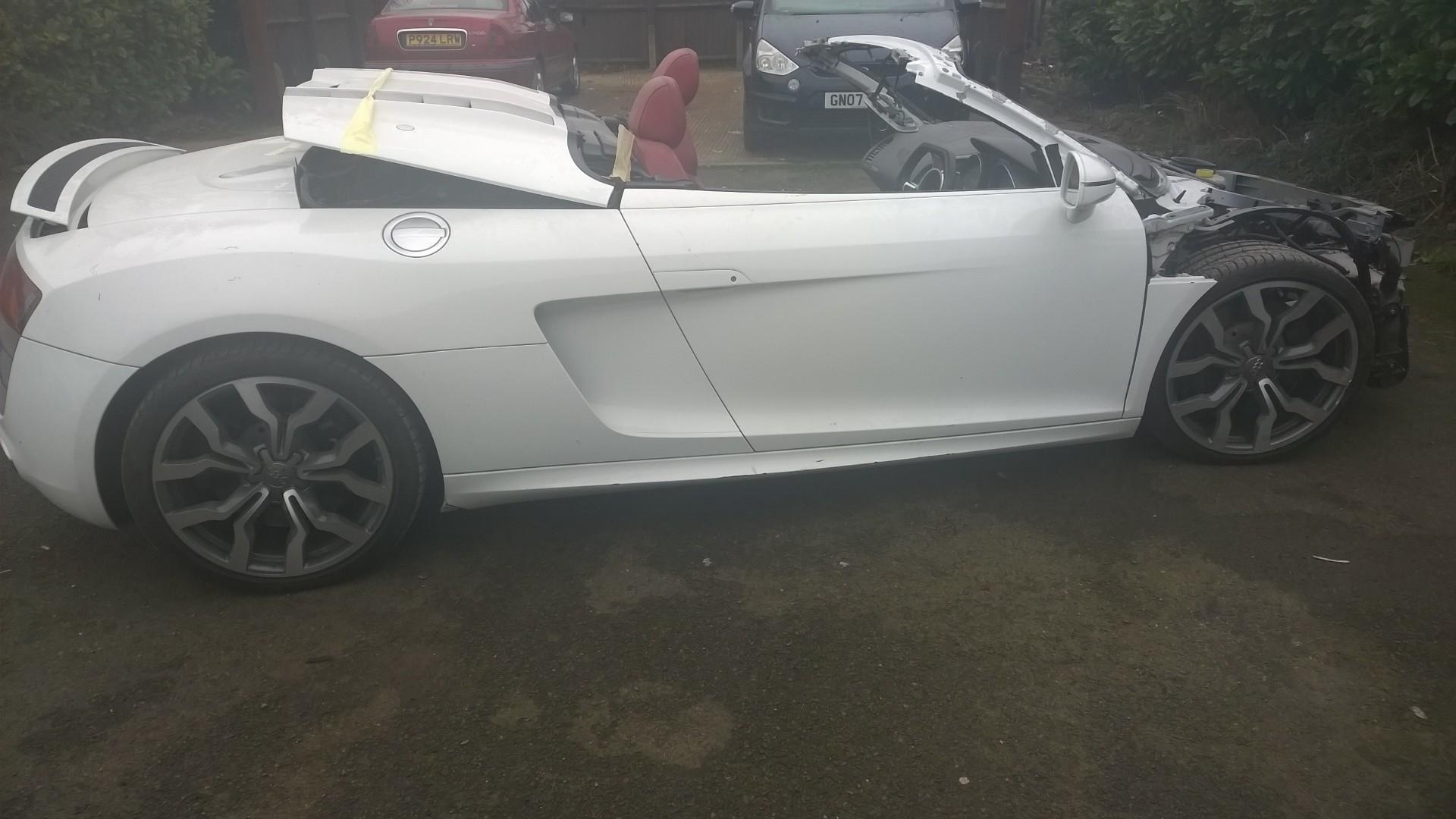 Mobile Car Body Repairs Coventry